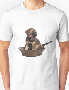 Funny Brown Puppy T-Shirt