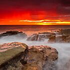 Rainy Sunrise by Andrew Murrell