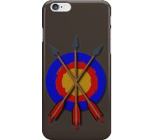 Archery TriniTEE design iPhone Case/Skin