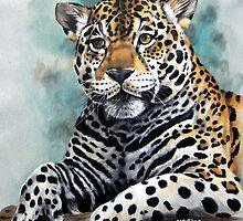 Jaguar. by Robert David Gellion