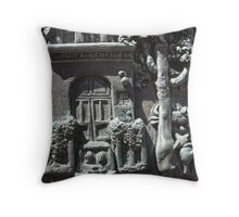 Chemical Engine 44 Throw Pillow