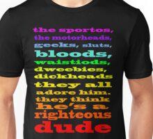 Bueller Unisex T-Shirt