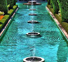 Parkwood Fountain by SeRVE