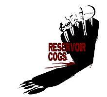 Reservoir Cogs Photographic Print