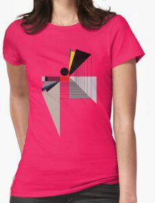 BLACK POINT Womens Fitted T-Shirt