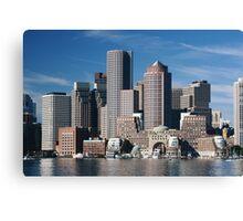 Beautiful Boston Canvas Print