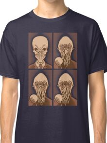 Ood One Out - Silent Classic T-Shirt
