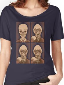 Ood One Out - Silent Women's Relaxed Fit T-Shirt