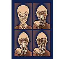 Ood One Out - Silent Photographic Print