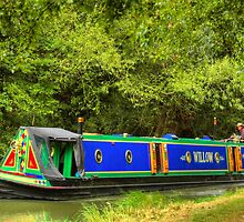 Narrowboat Willow - Blisworth by SimplyScene