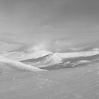 Glenshee snow by benstrong