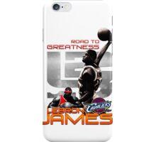 Lebron James - 2 iPhone Case/Skin