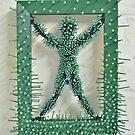 Leonardos Voodoo Christ. by - nawroski -