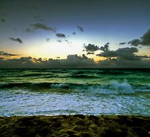 The Emerald Sea by PGornell