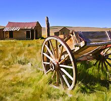 Bodie Wagon by Doug Scott