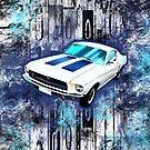 Ford Mustang by Extreme-Fantasy