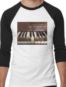 Dying Keys Men's Baseball ¾ T-Shirt