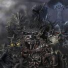 Inner Demons #4 - Digital Reskin by Cyeclops