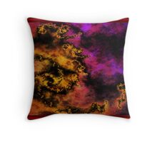The Other Side of Sanity Throw Pillow