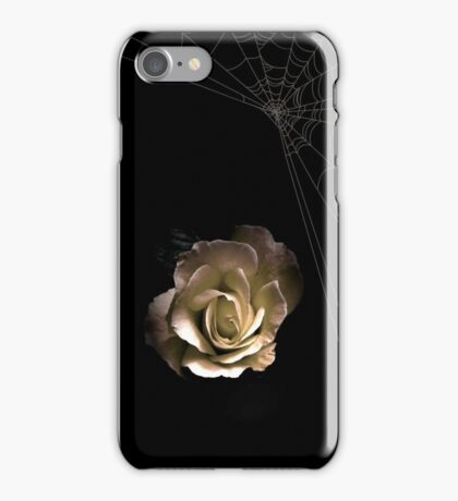 Moonlit Rose  iPhone Case/Skin