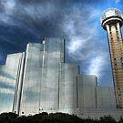 The Hyatt Regency & Reunion Tower - Dallas by Dyle Warren
