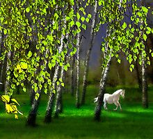 Green by Igor Zenin