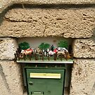 Funny letterbox! by bubblehex08