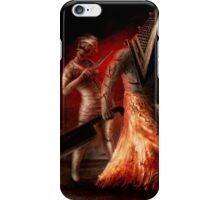 Pyramid Head - Fan Art iPhone Case/Skin