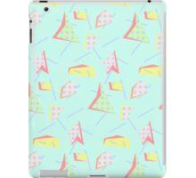 abstract retro Design  iPad Case/Skin