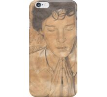 Sherlock's Mind Palace iPhone Case/Skin