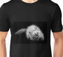 fluffy kitten Unisex T-Shirt
