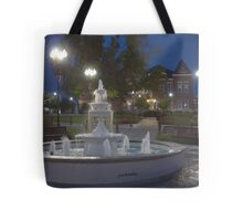 Historical Downtown McMinnville Tennessee Tote Bag