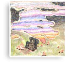 Bagombo Snuff Box Canvas Print