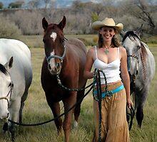 Bringing in the herd by Vendla