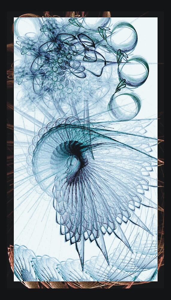 Ink Fractal by Indelibly-Yours