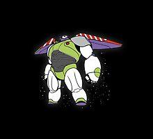Baymax - Buzz Lightyear by Gustavinlavin