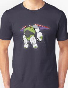 Baymax - Buzz Lightyear T-Shirt
