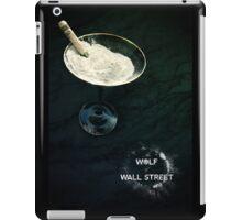 The Wolf of Wall Street  iPad Case/Skin