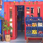 Mexican Storefront by Christine Wilson
