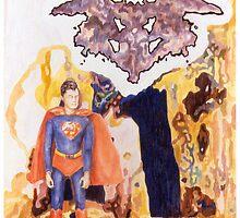 Neitzche Complex (Superman) by Karl Frey