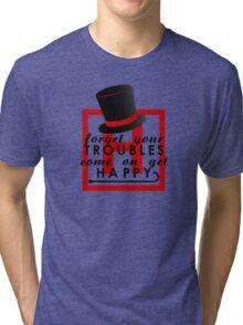 House M.D. - Get Happy  Tri-blend T-Shirt