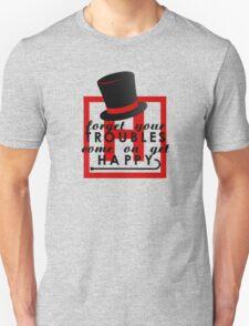 House M.D. - Get Happy  Unisex T-Shirt