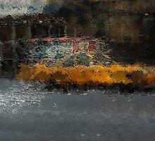 Yellow cab by Jean-François Dupuis