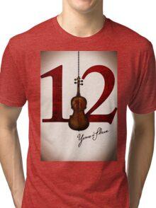 12 Years a Slave Tri-blend T-Shirt