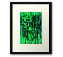 Birth of Oblivion Framed Print