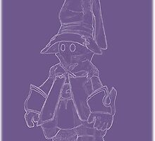 Vivi (Final Fantasy IX) (inverted, purple) by Anna-Karin