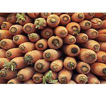 Carrots Galore Photographic Print