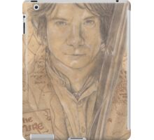 There and Back Again iPad Case/Skin