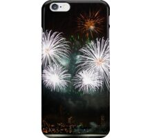 Consider The Lily - Sydney Harbour - New Years Eve - Midnight Fireworks iPhone Case/Skin