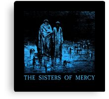 The Sisters Of Mercy - The Worlds End - Body and soul Canvas Print